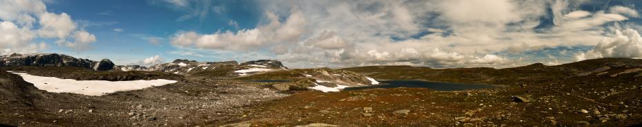 Weites Norwegen - 1